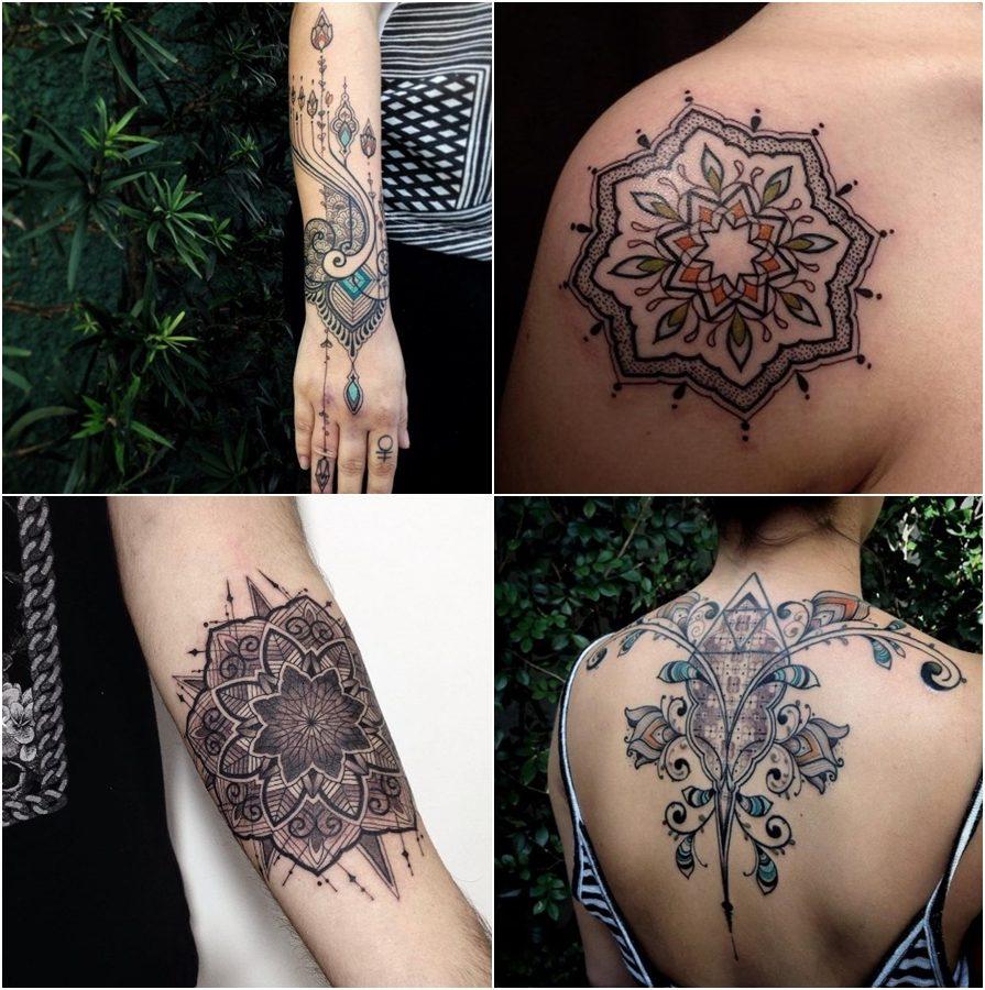 Os traços do tatuador Pedro Contessoto