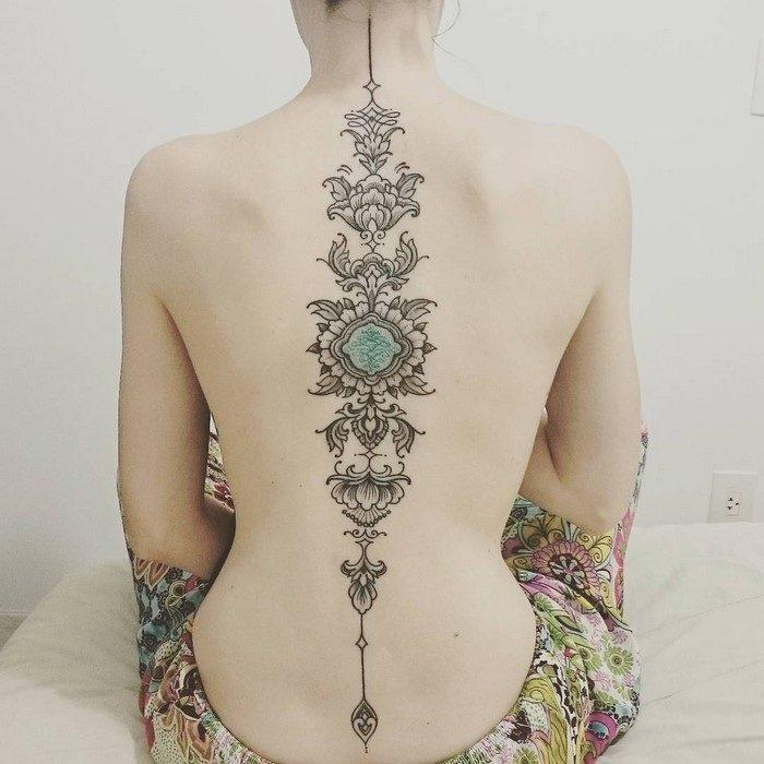 Tatuagens inspiradas na amazônia