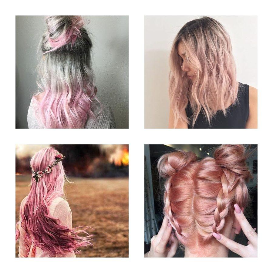Tendência de cabelo 2018
