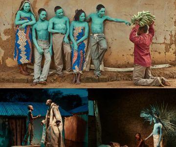 Livro de fotografias registra histórias sobre o Congo