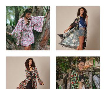 Looks com kimono: dicas de como usar