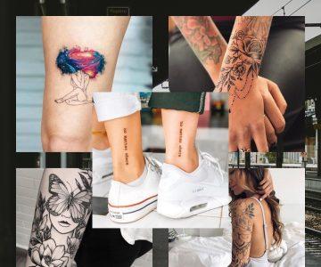 Cuidados com as tatuagens no inverno