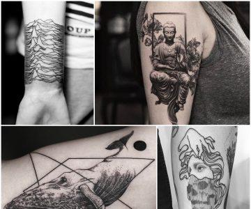Blackwork Tattoo: presença e personalidade em forma de tatuagem