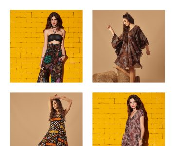 A cultura asteca na moda