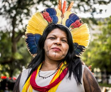 Conheça 'Maracá', websérie sobre a emergência indígena na pandemia