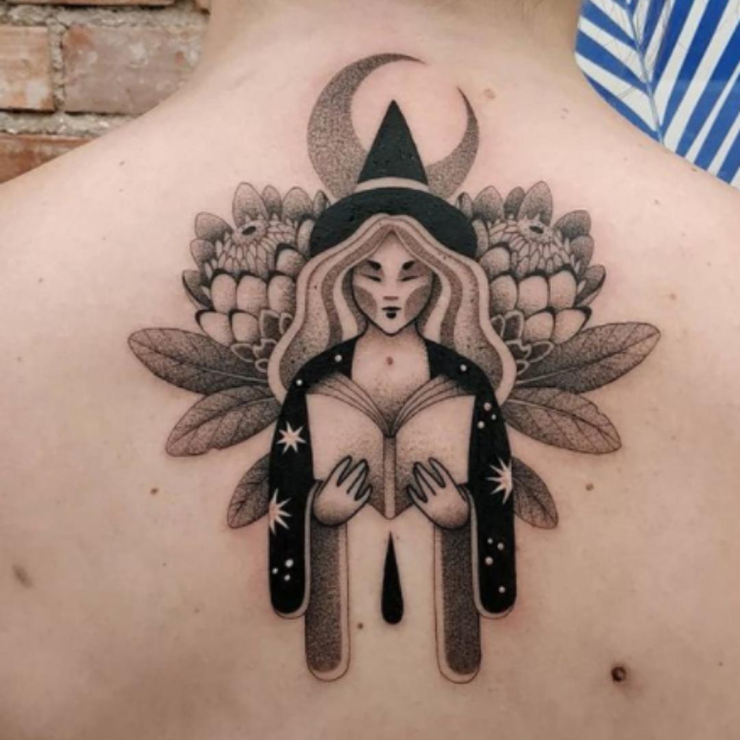 Tatuagens contemporâneas